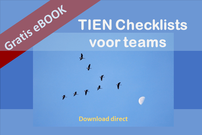 10 Checklists voor Teams van Teamchange