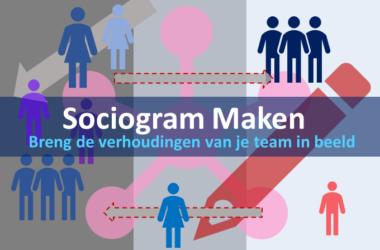 teamchange teamoefening sociogram maken