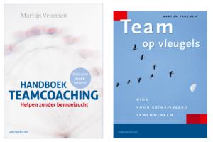 Martijn Vroemen Teamchange Studiemateriaal Boeken