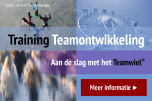 Training Teamontwikkeling van Teamchange