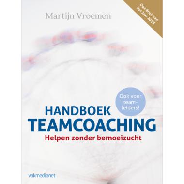 Handboek Teamcoaching Martijn Vroemen Teamchange