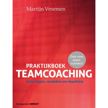 Praktijkboek Teamcoaching Martijn Vroemen Teamchange