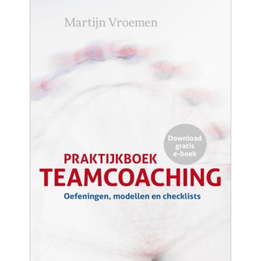 Praktijkboek Teamcoaching ebook Martijn Vroemen Teamchange