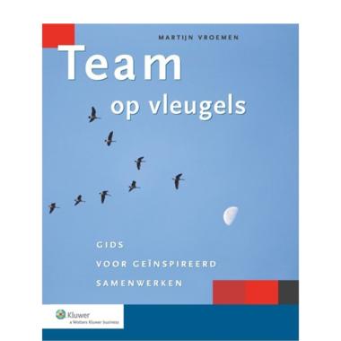 Team op Vleugels Martijn Vroemen Teamchan ge