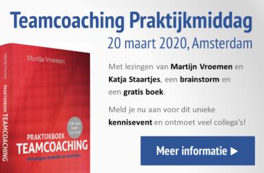 Teamchange Kennismiddag Teamcoaching Event