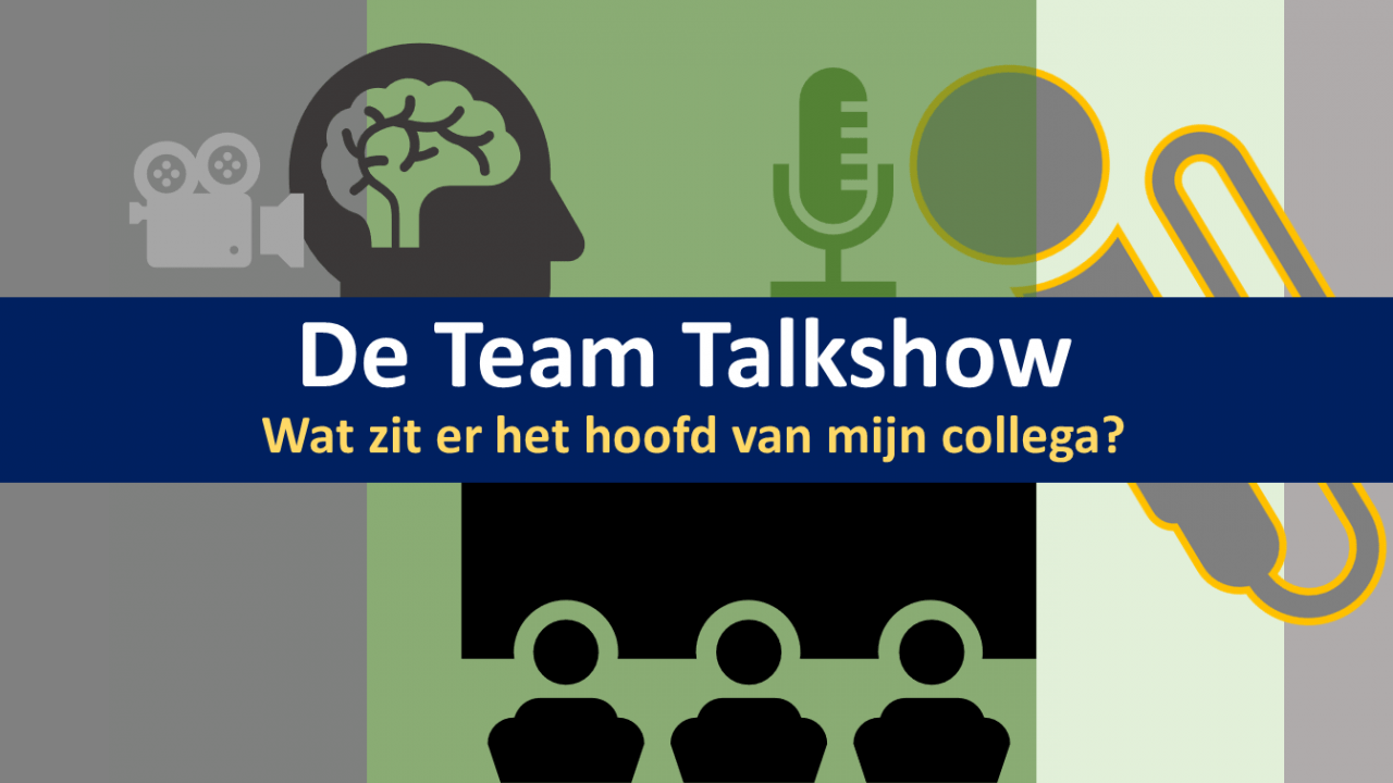 Informatie delen in teams