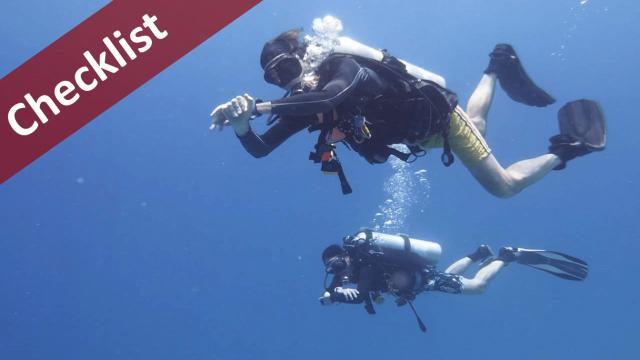 Onderstroom duikbril Checklist © Teamchange (8)