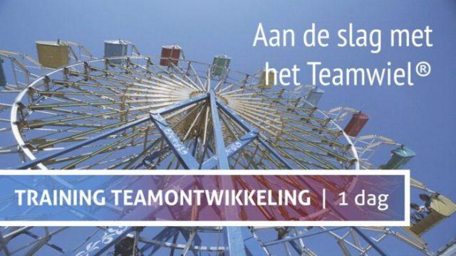 Leer werken met het teamwiel