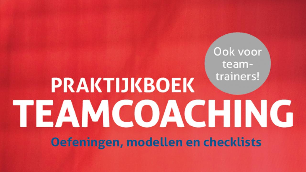 Praktijkboek Teamcoaching - Martijn Vroemen