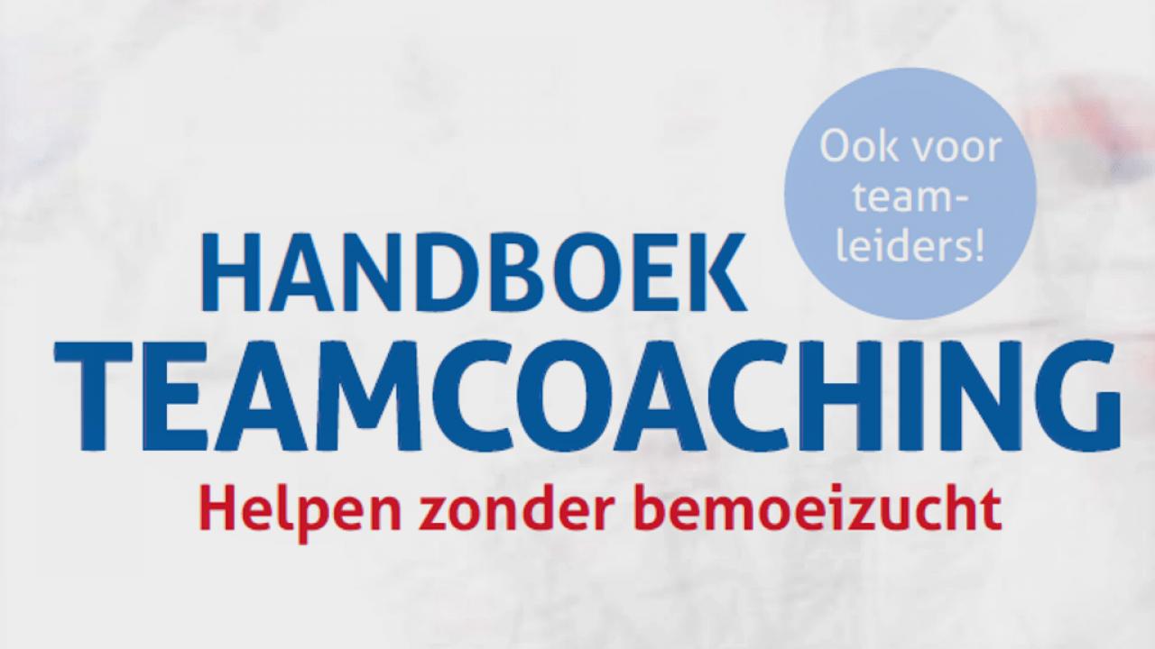 Handboek Teamcoaching Martijn Vroemen