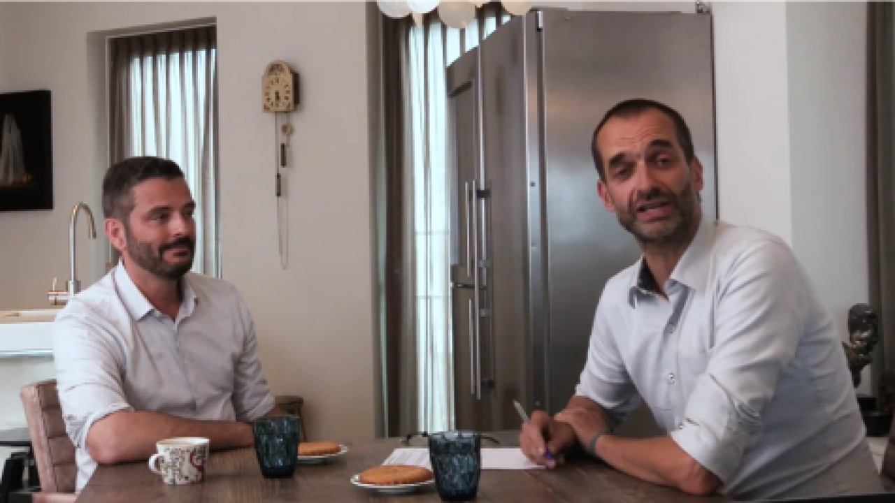Interview Martijn en Machiel