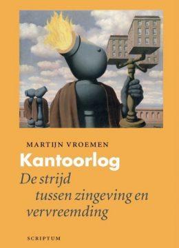 Martijn Vroemen Kantoorlog Cover