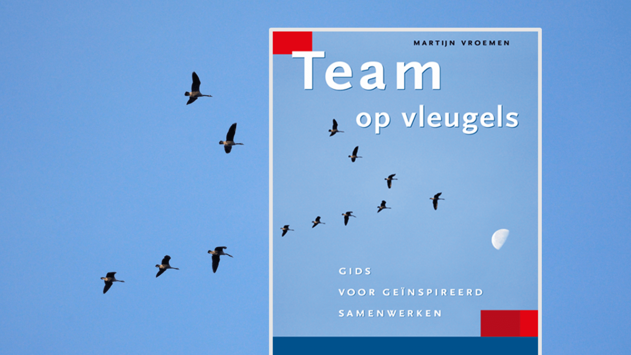 Team op Vleugels - Martijn Vroemen 2009