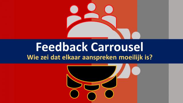 in 5 rondes feedback leren geven